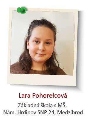 Lara-Pohorelcova