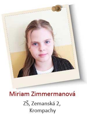Miriam-Zimmermanova