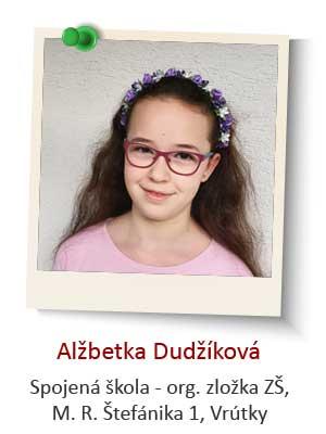Alzbetka-Dudzikova