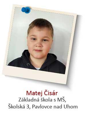 Matej-Cisar