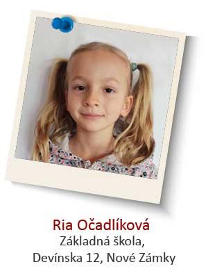 Ria-Očaldíková